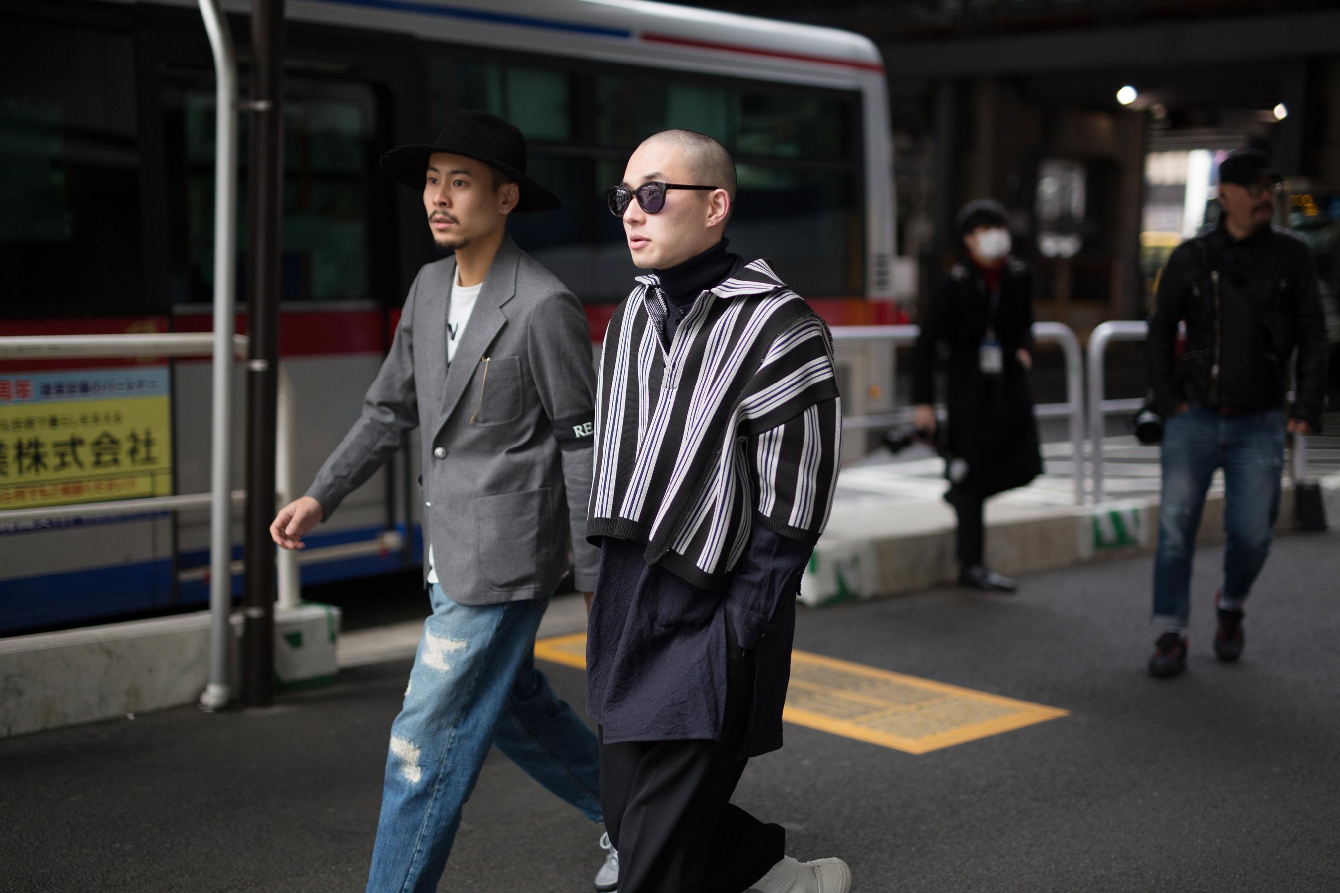 Tokyo str RF17 2389
