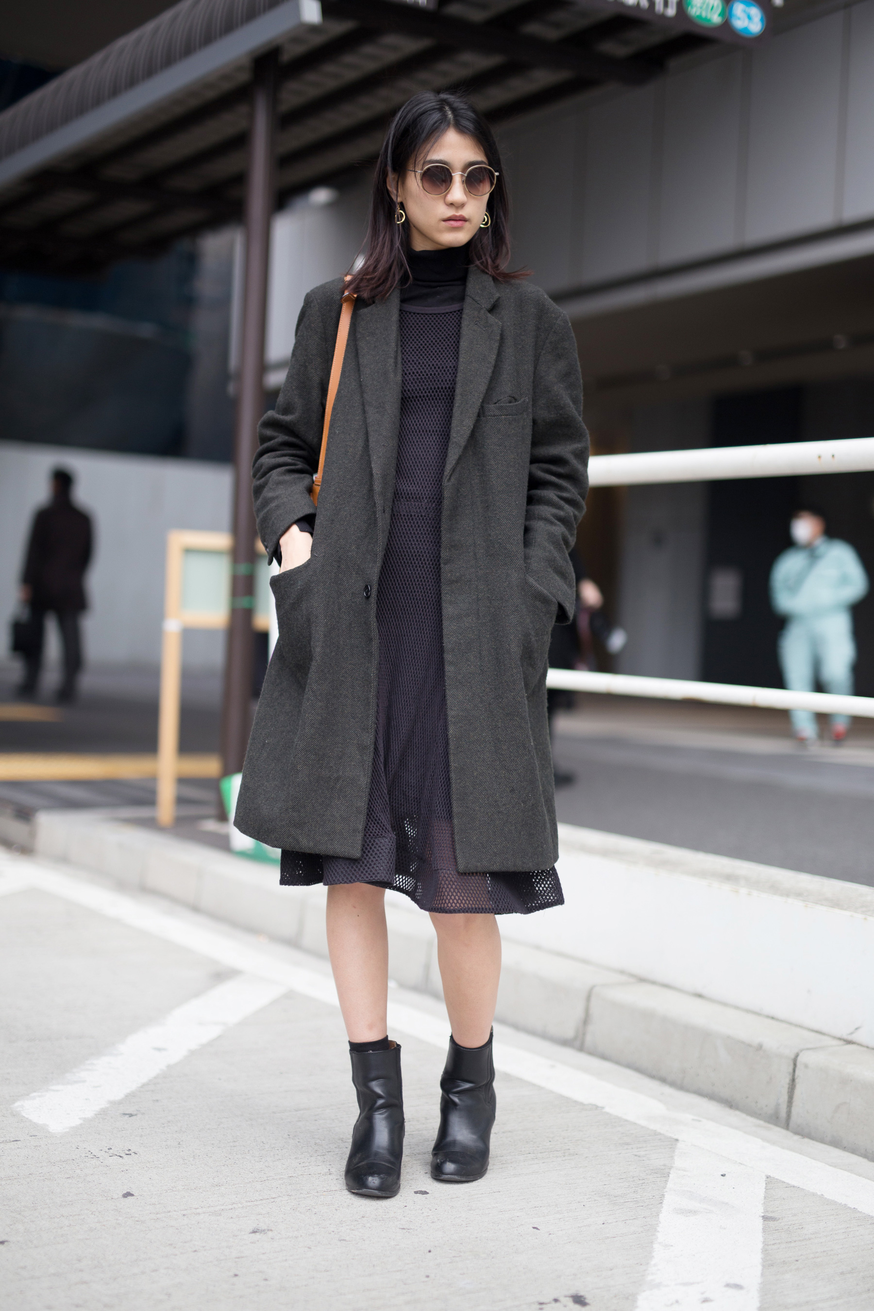 Tokyo str RF17 2431