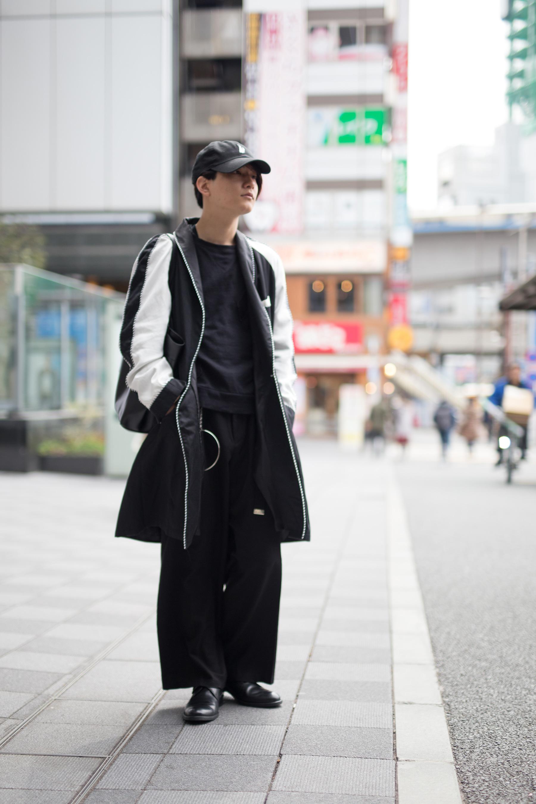 Tokyo str RF17 2575