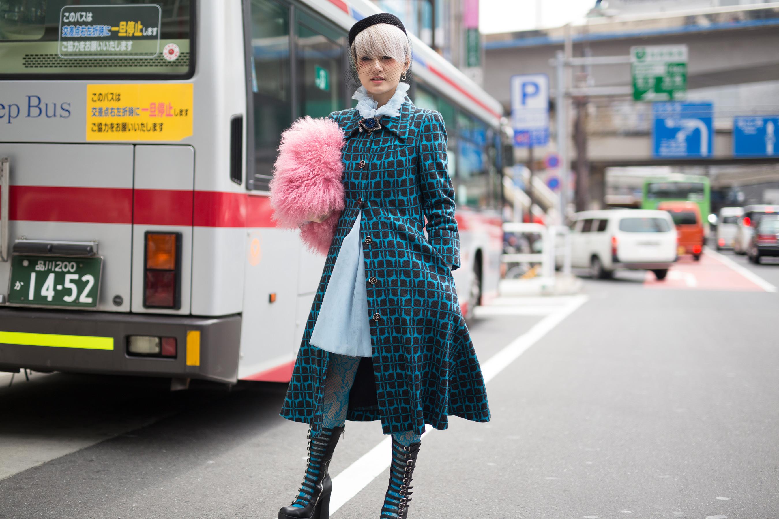 Tokyo str RF17 2691