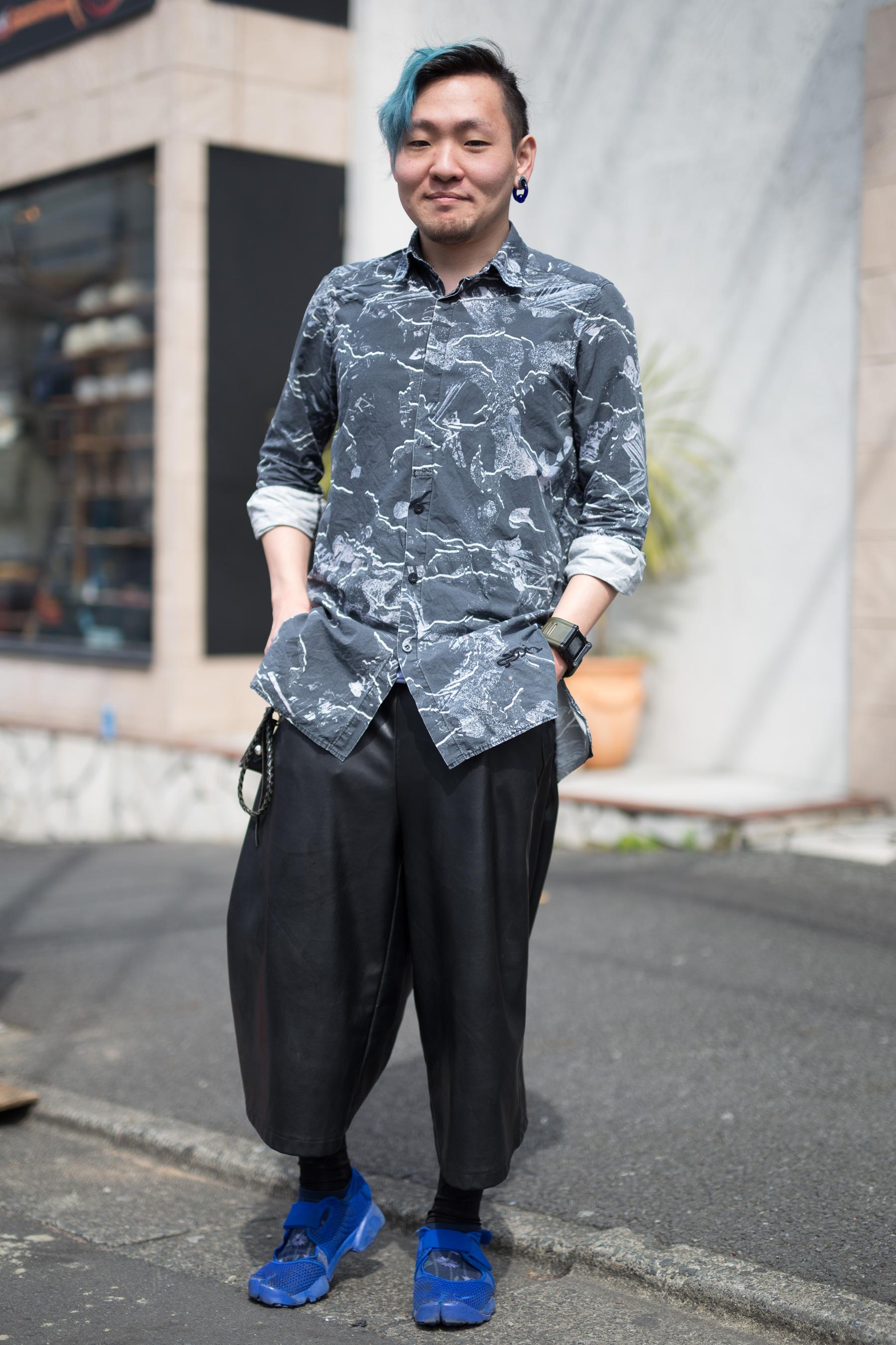 Tokyo str RF17 2958