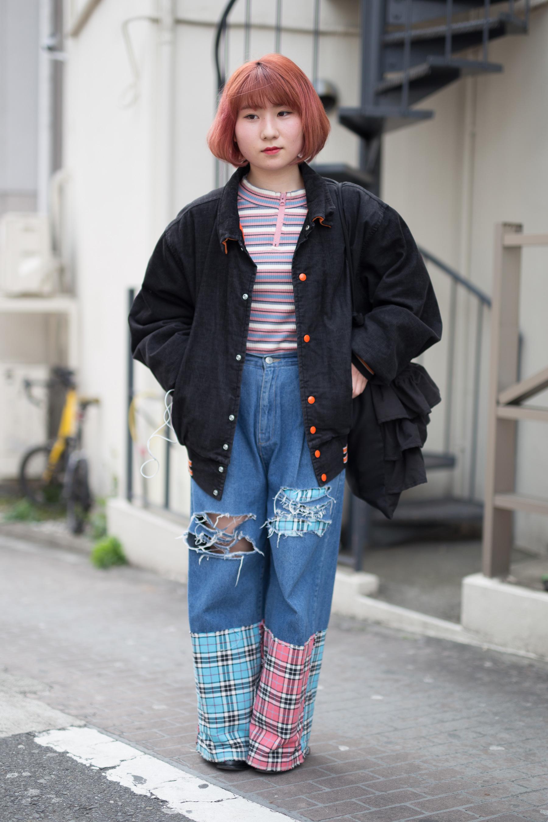 Tokyo str RF17 2996