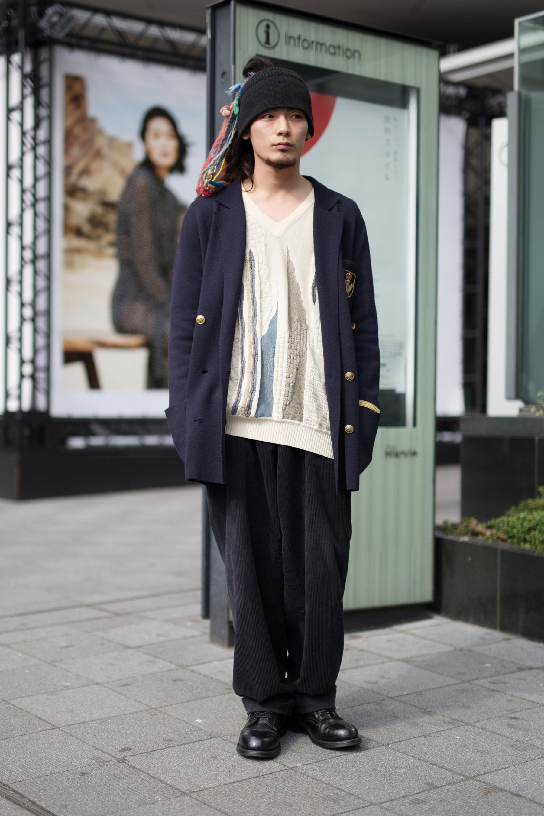 Tokyo str RF17 3117