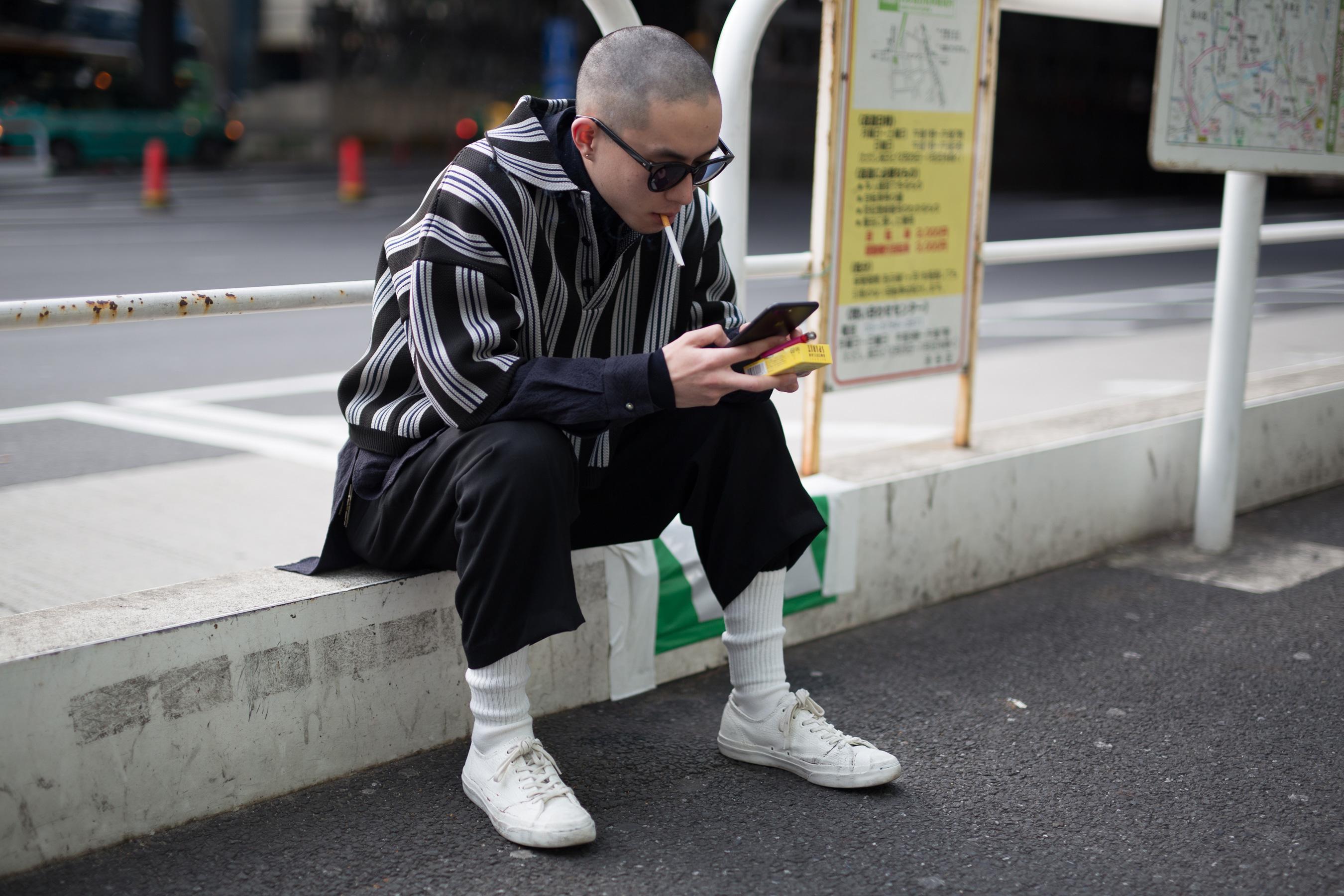 Tokyo str RF17 3297