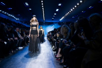 Top 10 Women's Designer Collections of Paris Fashion Week Fall 2017
