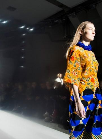 Dries Van Noten Fall 2017 Fashion Show Atmosphere