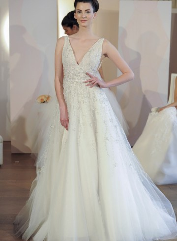 Anne Barge Spring 2018 Bridal Fashion Show