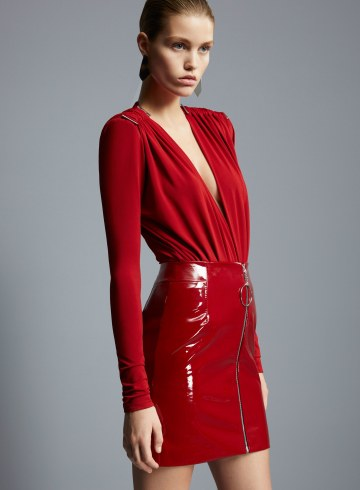 Mugler Pre-Fall 2017 Lookbook