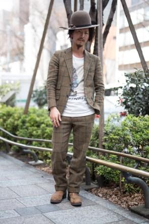 Tokyo str RF17 3719