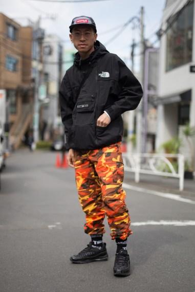 Tokyo str RF17 3829
