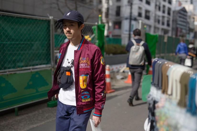 Tokyo str RF17 4039