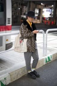 Tokyo str RF17 4097