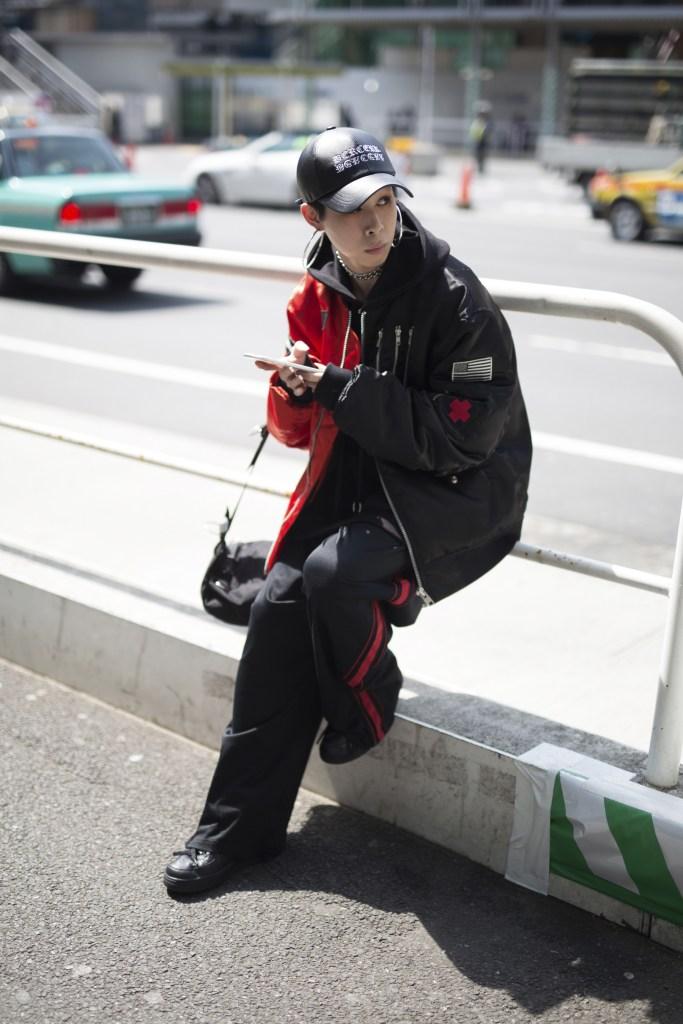 Tokyo str RF17 4980