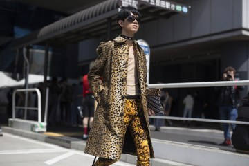 Tokyo Fashion Week Street Style Day 6 Fall 2017