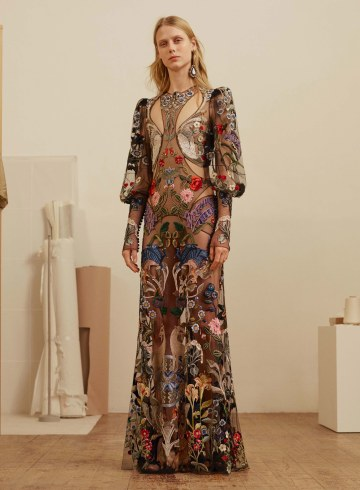 Alexander McQueen Pre-Fall 2017 Lookbook
