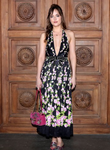 Gucci Resort 2018 Fashion ShowFront Row