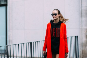 Paris Fashion Week Fall 2017 Street Style Day 5 Cont.