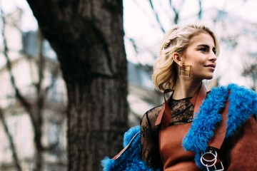 Paris Fashion Week Fall 2017 Street Style Day 8 Cont.