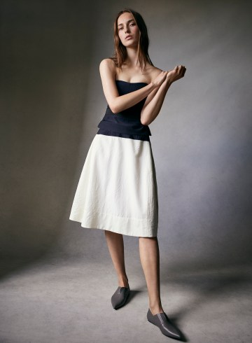 Narciso Rodriguez Resort 2018 Lookbook