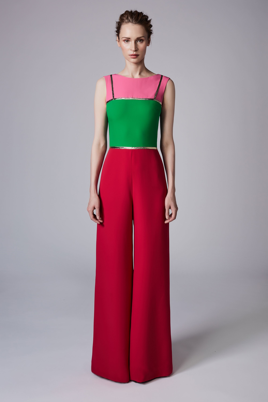 Reem Acra Resort 2018 Lookbook - The Impression, Fashion News