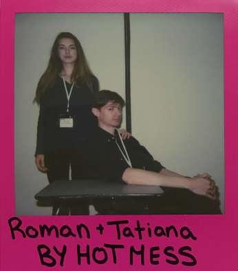 Roman and Tatiana X HOTMESS