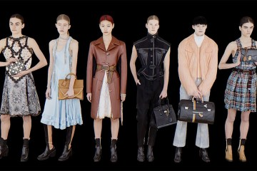 Louis Vuitton Blurs the Lines of Reality in Animating 6 Models from the Fall 2017 Show