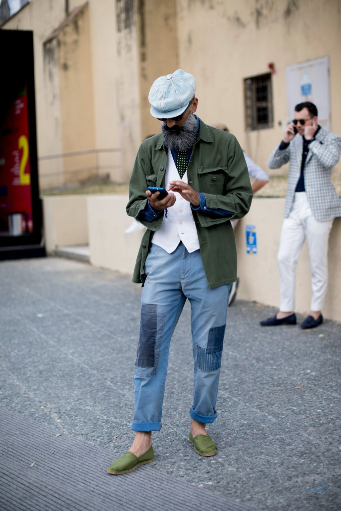 Firenze Pitti Uomo Fashion Week Men's Street Style Spring ...