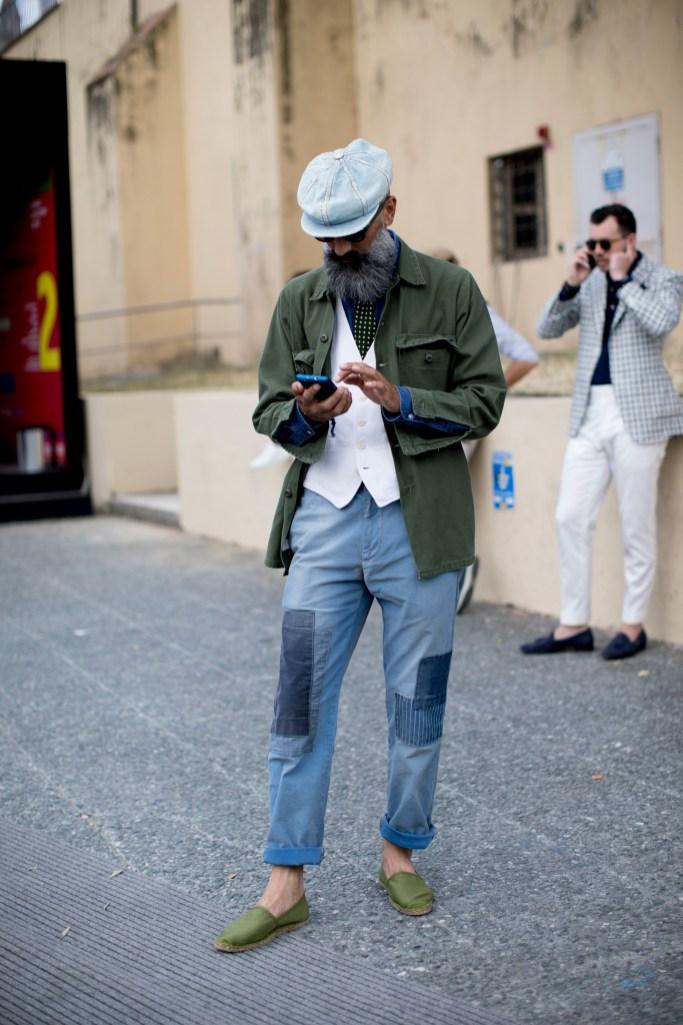 Firenze Pitti Uomo Fashion Week Men 39 S Street Style Spring 2018 Day 3