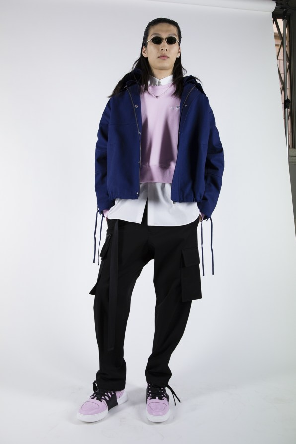 Versace m bks B RS18 9290