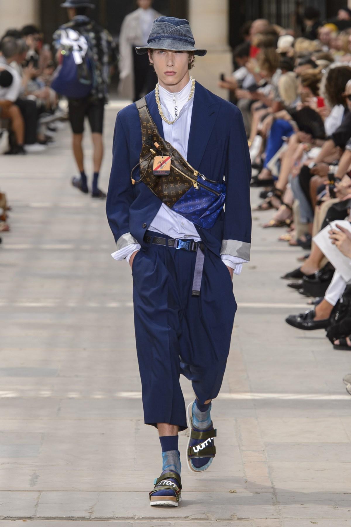 2018 Men S Thanksgiving Outfits 30 Ways To Dress On: Louis Vuitton Spring 2018 Men's Fashion Show