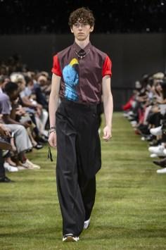 mens 2018 art trend dior runway