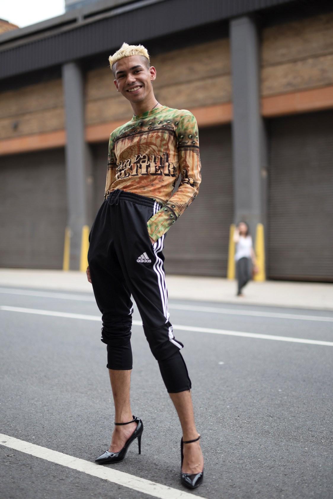 El Hombre Sin Tabúes, Street Style NYFW 2018
