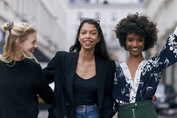 Copenhagen Fashion Week Street Style Spring 2018 Day 1
