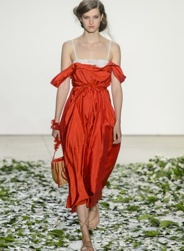 Brock Collection Spring 2018 Fashion Show