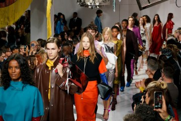 Top 10 Women's Designer Collections of New York Fashion Week Spring 2018