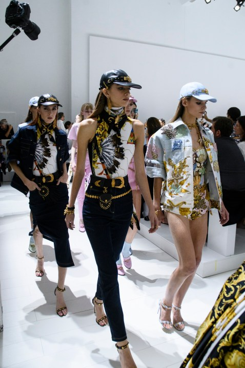 Versace atm RS18 7186