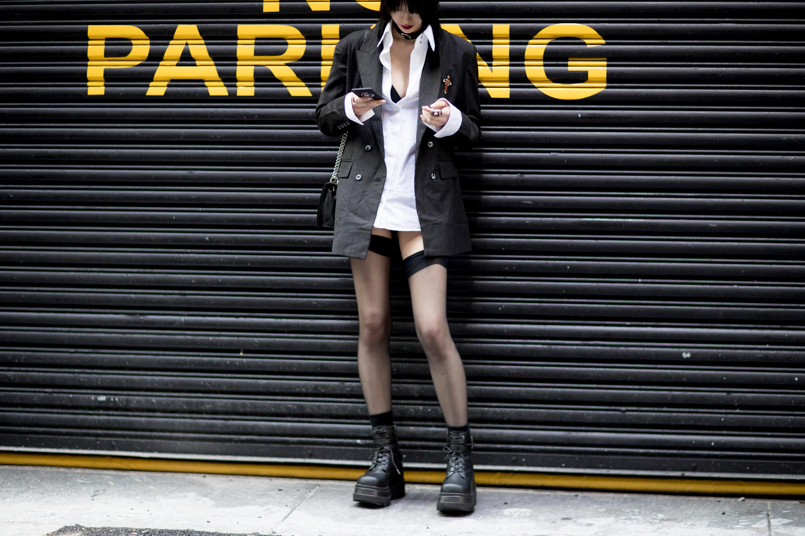 New York str RS18 7358