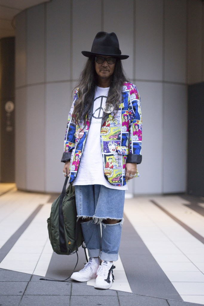 Tokyo str B RS18 7802