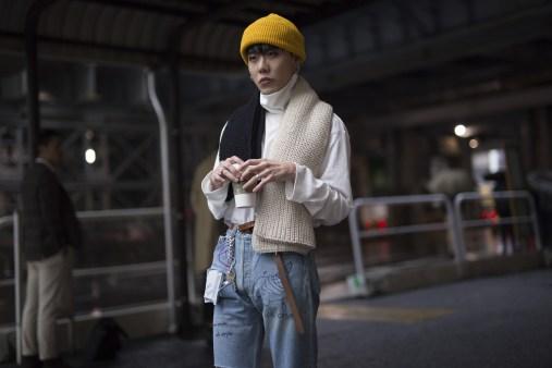 Tokyo str c RS18 9784