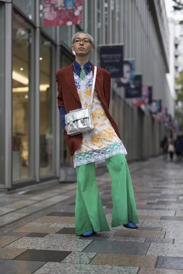 Tokyo str RS18 6768