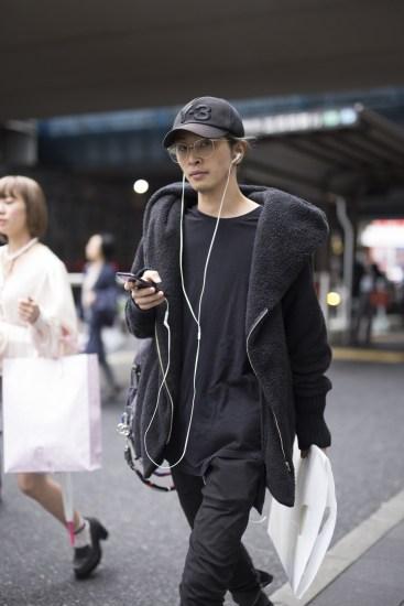 Tokyo str RS18 7024