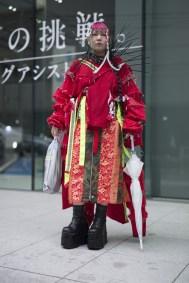 Tokyo str RS18 7038