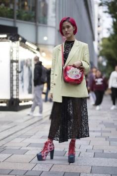Tokyo str RS18 7232