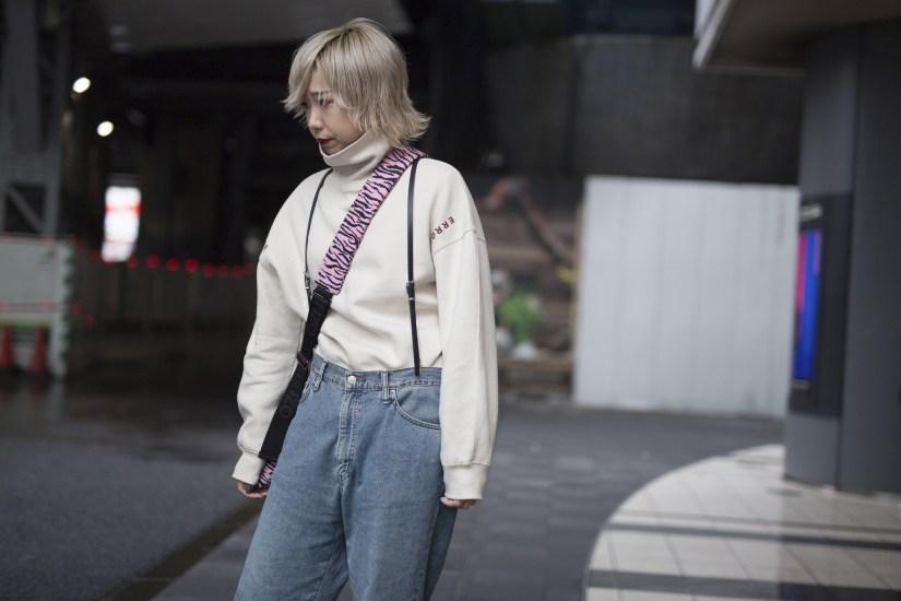 Tokyo str RS18 7243