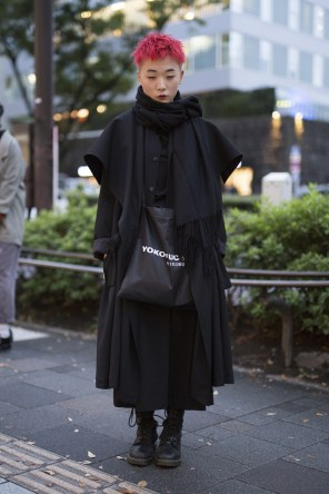 Tokyo str RS18 7391