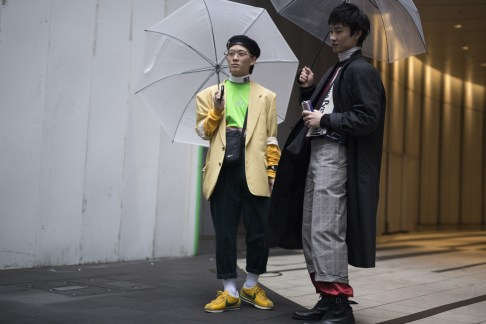 Tokyo str RS18 7449