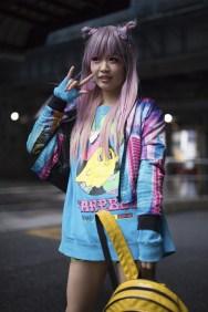 Tokyo str RS18 7618