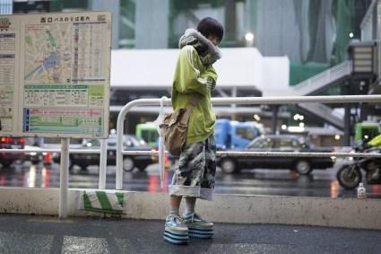 Tokyo str RS18 8345