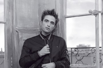 Dior Homme Spring 2018 Ad Campaign Starring Robert Pattinson