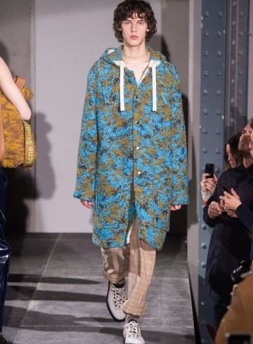 Acne Studios Fall 2018 Men's Fashion Show